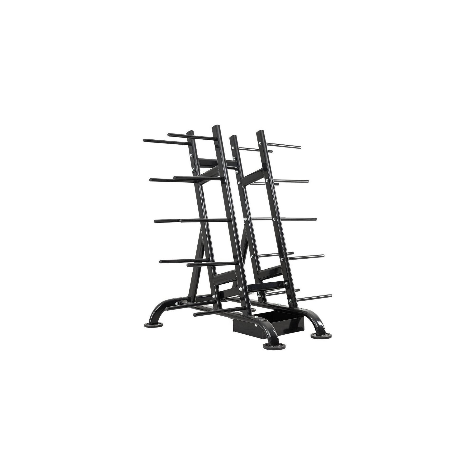Stojak na zestawy body pump IFS R-3090-B na 30kpl. IRONSPORTS - 1 | klubfitness.pl