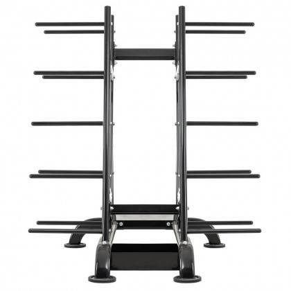 Stojak na zestawy body pump IFS R-3090-B na 30kpl. IRONSPORTS - 3 | klubfitness.pl