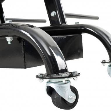Stojak na zestawy body pump IFS R-3090-B na 30kpl. IRONSPORTS - 10 | klubfitness.pl