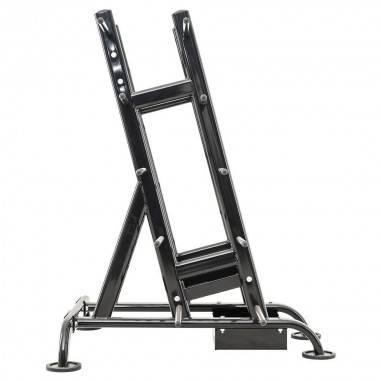 Stojak na zestawy body pump IFS R-3090-B na 30kpl. IRONSPORTS - 6 | klubfitness.pl