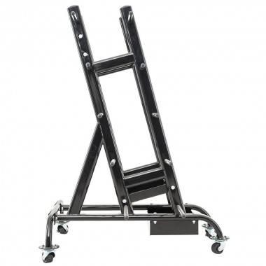 Stojak na zestawy body pump IFS R-3090-B na 30kpl. IRONSPORTS - 7 | klubfitness.pl