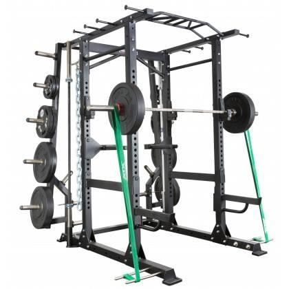 Klatka treningowa Barbarian-Line BB-9031 PRO Power Rack,producent: Barbarian-Line, zdjecie photo: 5 | online shop klubfitness.pl