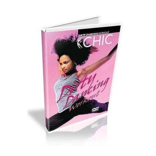 Ćwiczenia instruktażowe DVD Dirty Dancing Workout,producent: MayFly, zdjecie photo: 1   online shop klubfitness.pl   sprzęt spor