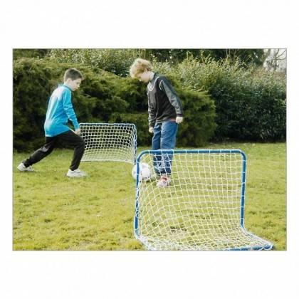 Bramki piłkarskie do gry 78x56x45cm METALOWE 2 sztuki,producent: , zdjecie photo: 4 | online shop klubfitness.pl | sprzęt sporto