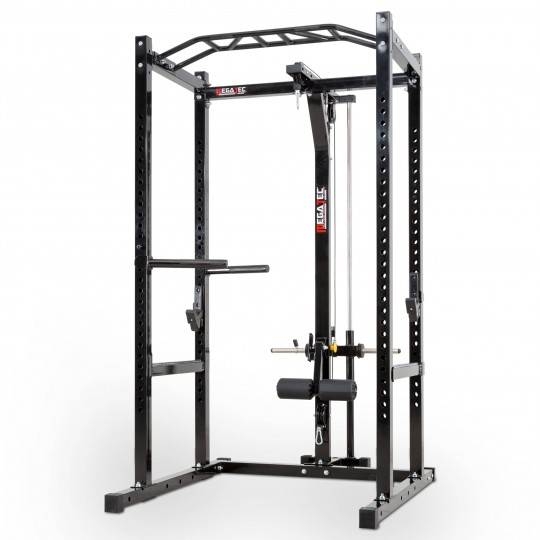 Klatka treningowa z wyciągiem MegaTec MT-PR-10+LMO-FW Power Rack,producent: MegaTec, zdjecie photo: 1 | online shop klubfitness.