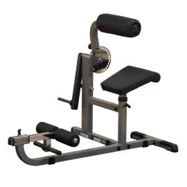 Stanowisko na mięśnie brzucha i grzbietu BODY-SOLID GCAB360 skłony na siedząco Body-Solid - 1