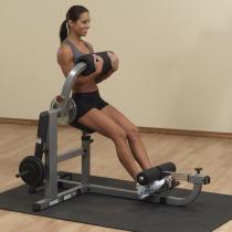 Stanowisko na mięśnie brzucha i grzbietu BODY-SOLID GCAB360 skłony na siedząco Body-Solid - 3