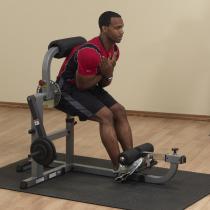 Stanowisko na mięśnie brzucha i grzbietu BODY-SOLID GCAB360 skłony na siedząco Body-Solid - 4