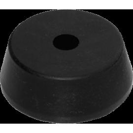 Gumowy odbój średnica podstawy 100/85,6mm | wysokość 37,3mm - 1 | klubfitness.pl