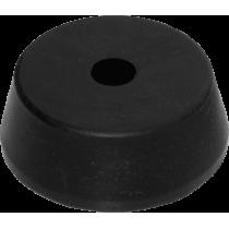 Gumowy odbój średnica podstawy 100/85,6mm   wysokość 37,3mm - 1   klubfitness.pl