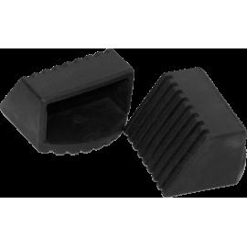 Nakładka gumowa na profil 80x40cm - 1 | klubfitness.pl