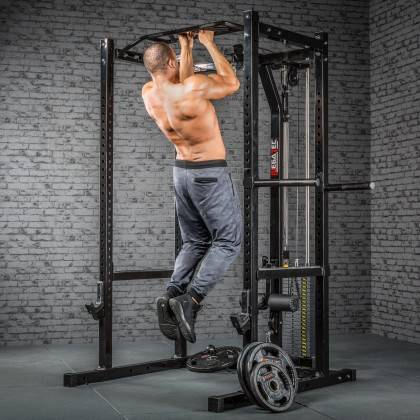 Klatka treningowa z wyciągiem 115kg MegaTec MT-PR-10+LMO-SW Power Rack,producent: MegaTec, zdjecie photo: 20 | online shop klubf