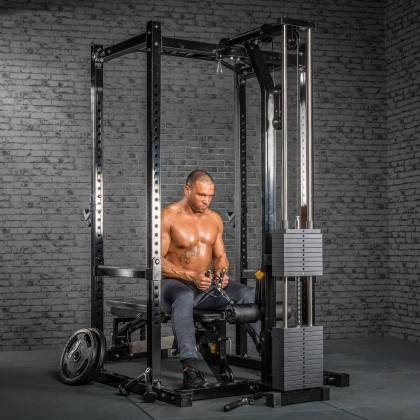 Klatka treningowa z wyciągiem 115kg MegaTec MT-PR-10+LMO-SW Power Rack,producent: MegaTec, zdjecie photo: 30 | online shop klubf