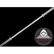 Gryf olimpijski prosty 220cm IRONGHOST PGO-80 wytrzymałość 675kg,producent: IRONGHOST, photo: 4