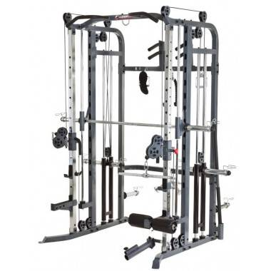 Brama z suwnicą Smith'a Insportline CC500 Power Rack,producent: Insportline, zdjecie photo: 2 | online shop klubfitness.pl | spr