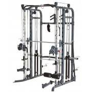 Brama z suwnicą Smith'a Insportline CC500 Power Rack Insportline - 2 | klubfitness.pl