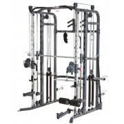 Brama z suwnicą Smith'a Insportline CC500 Power Rack,producent: Insportline, zdjecie photo: 2 | online shop klubfitness.pl | spr