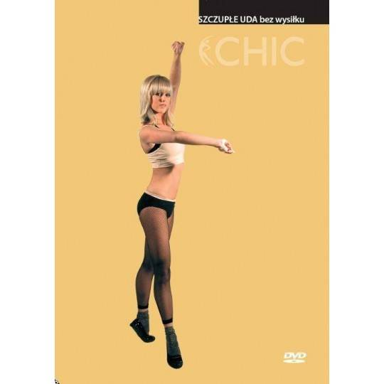 Ćwiczenia instruktażowe DVD Szczupłe Uda Bez Wysiłku,producent: MayFly, photo: 1