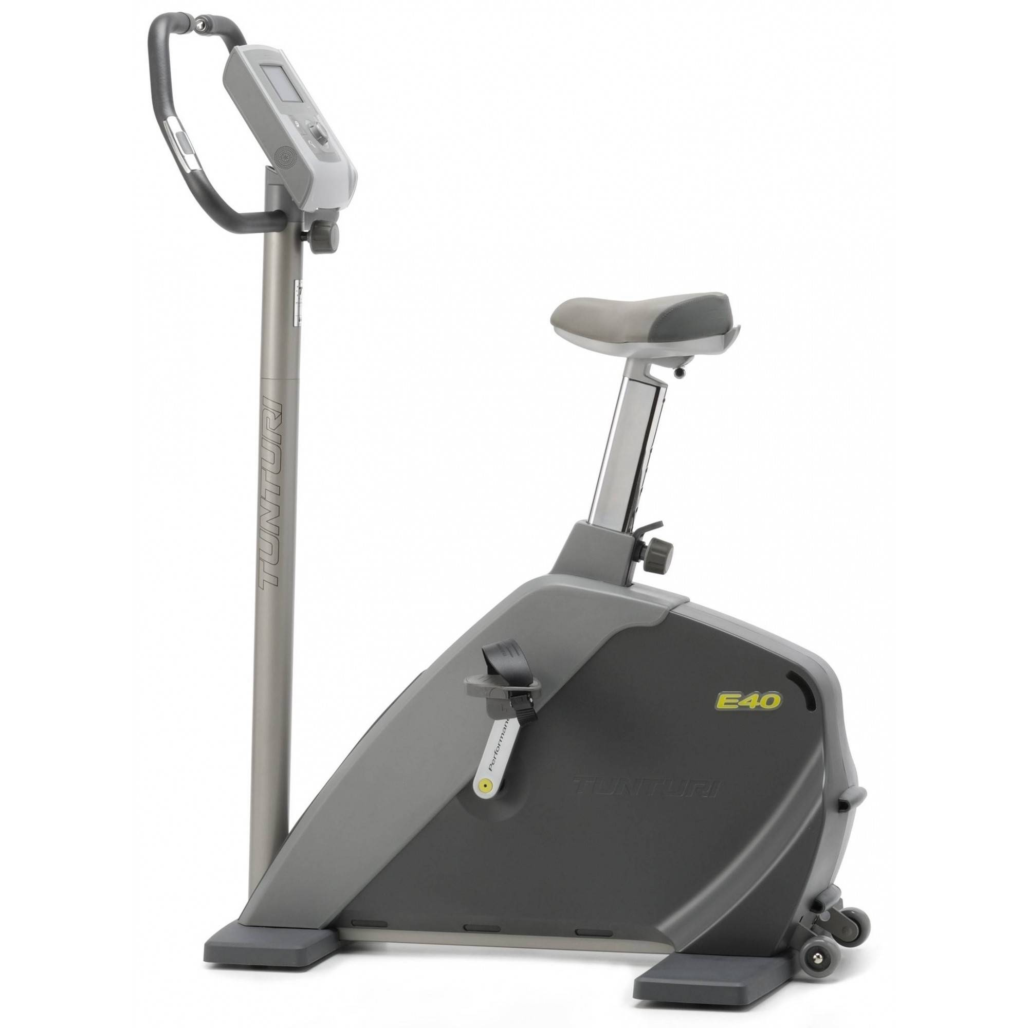 Rower treningowy pionowy Tunturi E40 | indukcyjny Tunturi - 1 | klubfitness.pl
