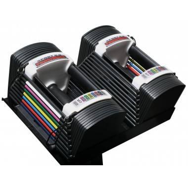 Hantle regulowane PowerBlock Sport 5.0 | waga 2kg - 22,5kg | para PowerBlock - 2