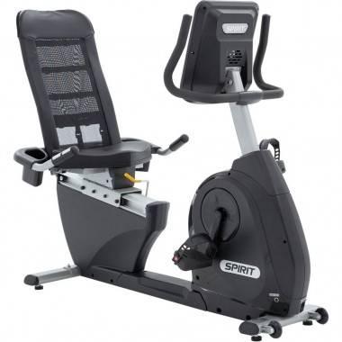 Rower treningowy poziomy Spirit Fitness XBR25 magnetyczny,producent: Spirit-Fitness, zdjecie photo: 3