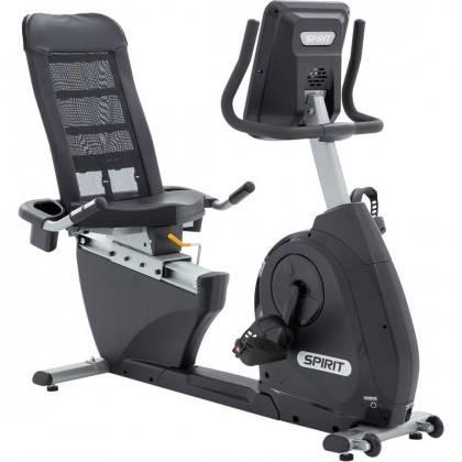 Rower poziomy XBR25 Spirit Fitness | elektromagnetyczny Spirit - 1 | klubfitness.pl