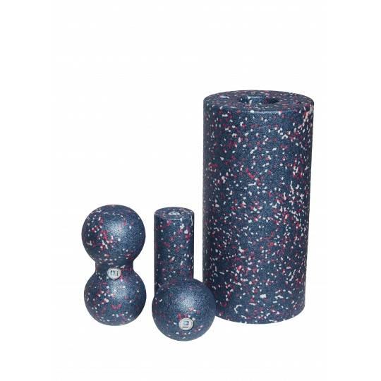 Wałki do masażu OMS ROLL zestaw rollerów niebieskich,producent: , zdjecie photo: 1 | online shop klubfitness.pl | sprzęt sportow