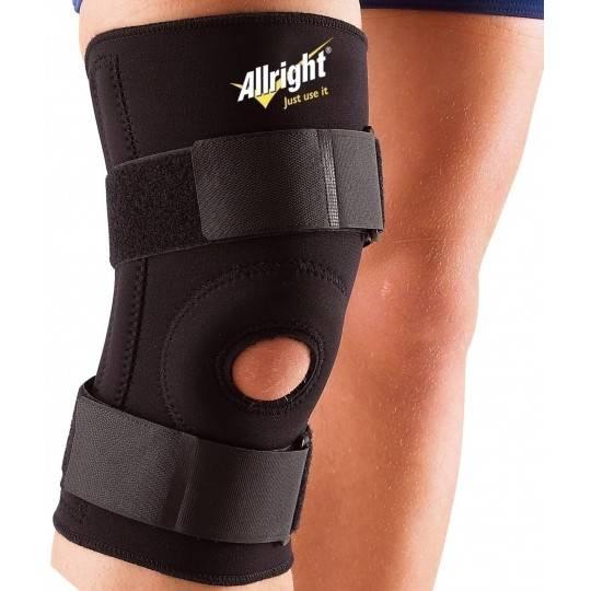 Ściągacz neoprenowy na kolano Allright   na rzep,producent: ALLRIGHT, zdjecie photo: 1   online shop klubfitness.pl   sprzęt spo