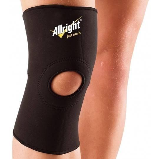 Ściągacz neoprenowy na kolano Allright | wciągany,producent: ALLRIGHT, zdjecie photo: 1