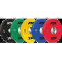 Obciążenie uretanowe olimpijskie bumper ATX® 50-PUBP | waga: 5kg ÷ 25kg,producent: ATX, zdjecie photo: 1 | online shop klubfitne