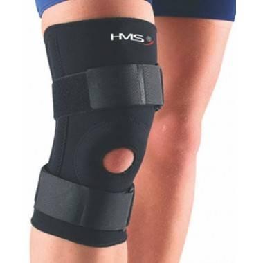 Ściągacz neoprenowy na kolano HMS KO5161 | na rzep,producent: HMS, zdjecie photo: 1 | online shop klubfitness.pl | sprzęt sporto