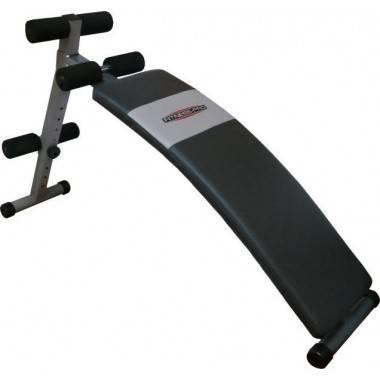 Ławka skośna na mięśnie brzucha Fitness-Pro PRO-800 wygięta,producent: FITNESS-PRO, zdjecie photo: 2