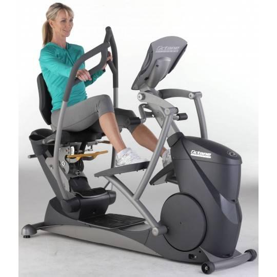 Trenażer eliptyczny Octane Fitness xR6000 | poziomy Octane Fitness - 1 | klubfitness.pl