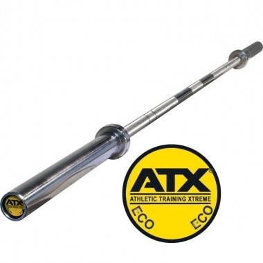 Gryf olimpijski prosty 220cm ATX LH-50-ATX-ECO-Y | Bar - Bushing,producent: ATX, zdjecie photo: 3 | online shop klubfitness.pl |