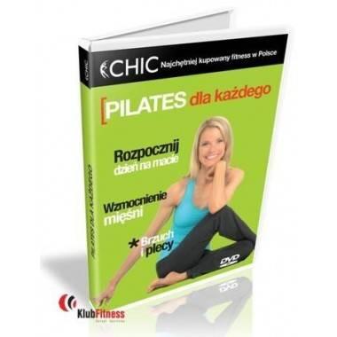 Ćwiczenia instruktażowe DVD Pilates Dla Każdego,producent: MayFly, photo: 1
