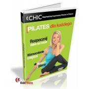Ćwiczenia instruktażowe DVD Pilates Dla Każdego,producent: MayFly, zdjecie photo: 1 | online shop klubfitness.pl | sprzęt sporto