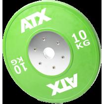 Obciążenie gumowane olimpijskie bumper ATX® 50-HQRB-C | waga: 10kg ÷ 25kg,producent: ATX, zdjecie photo: 37 | online shop klubfi