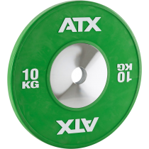Obciążenie gumowane olimpijskie bumper ATX® 50-HQRB-C | waga: 10kg ÷ 25kg,producent: ATX, zdjecie photo: 38 | online shop klubfi