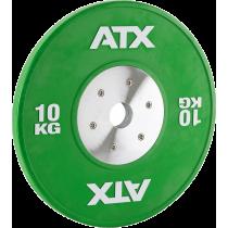 Obciążenie gumowane olimpijskie bumper ATX® 50-HQRB-C | waga: 10kg ÷ 25kg,producent: ATX, zdjecie photo: 39 | online shop klubfi