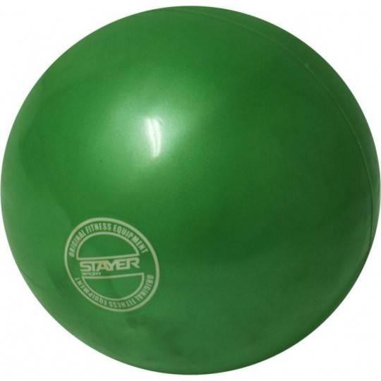 Piłka do rytmiki STAYER SPORT 16cm zielona,producent: Stayer Sport, zdjecie photo: 1 | online shop klubfitness.pl | sprzęt sport
