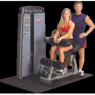 Maszyna ze stosem Body-Solid PRO DUAL DABB-SF brzuch i grzbiet,producent: Body-Solid, zdjecie photo: 2