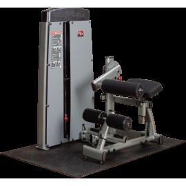 Maszyna ze stosem Body-Solid PRO DUAL DABB-SF brzuch i grzbiet Body-Solid - 1 | klubfitness.pl | sprzęt sportowy sport equipment