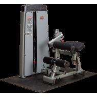 Maszyna ze stosem Body-Solid PRO DUAL DABB-SF brzuch i grzbiet,producent: Body-Solid, zdjecie photo: 4