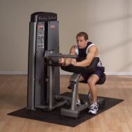 Maszyna ze stosem Body-Solid PRO DUAL DBTC-SF modlitewnik bicepsy tricepsy,producent: Body-Solid, zdjecie photo: 4