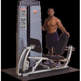 Maszyna ze stosem Body-Solid Pro-Dual DCLP-SF prasa na nogi wypychanie BodySolid - 1 | klubfitness.pl