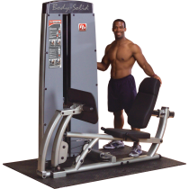 Maszyna ze stosem Body-Solid Pro-Dual DCLP-SF prasa na nogi wypychanie,producent: Body-Solid, zdjecie photo: 1