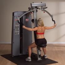 Maszyna ze stosem Body-Solid Pro-Dual DPEC-SF klatka piersiowa & plecy,producent: Body-Solid, zdjecie photo: 3