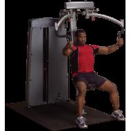 Maszyna ze stosem Body-Solid Pro-Dual DPEC-SF klatka piersiowa & plecy,producent: Body-Solid, zdjecie photo: 2