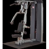 Maszyna ze stosem Body-Solid Pro-Dual DPLS-SF klatka piersiowa wypychanie siedząc,producent: Body-Solid, zdjecie photo: 3 | onli