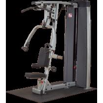 Maszyna ze stosem Body-Solid Pro-Dual DPLS-SF klatka piersiowa wypychanie siedząc,producent: Body-Solid, zdjecie photo: 1